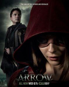 Arrow 4x13 Poster