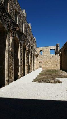 Le réfectoire du monastère de Sorde #Landes #Peyrehorade #Orthe #Patrimoine #Eglise #Church
