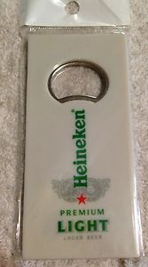 Heiniken Beer Bottle Opener Magnetic Credit Card Size Lot of 25 Party Souvenirs   eBay
