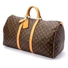 d3cb06c7cf61 Louis Vuitton Keepall 55 in Monogram - Beyond the Rack Louis Vuitton Keepall  55