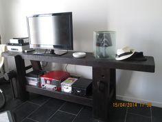 2°) Voilà le meuble TV/Hi-Fi
