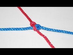 How To Tie A Carrick Bend With Ends Opposed - Knot
