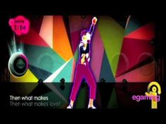 This is one of my favorite dances in Just dance 2! i wish they would make a just dance 3 eerrrrhhh!