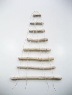 DIY - Driftwood Christmas Tree | Adorablest More