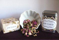 Organic Black Tea Blend.  Organic Earl Grey Loose by CamilleLaLune