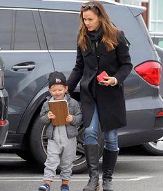 Jennifer Garner & Sam Affleck