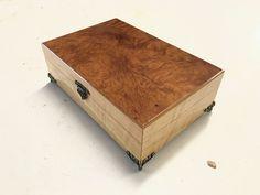 Valet/Keepsake/Jewellery Box Tasmanian Misk & Myrtle theboxjunkie.com.au