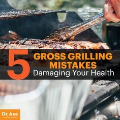 Avoid Grilling Mistakes & Lower Grilling Carcinogens by 96%!