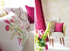 Contemporary Fabric for Harmonious Interior Design - Lalika by Harlequin