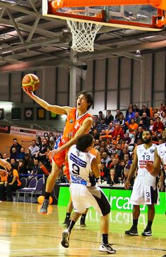 Southland Sharks' Ethan Carruthers during the game against Hawks Bay Hawks. Another great win by the Southland Sharks on Saturday night, May 25th.  Southland Sharks 94 -  73 Hawks.