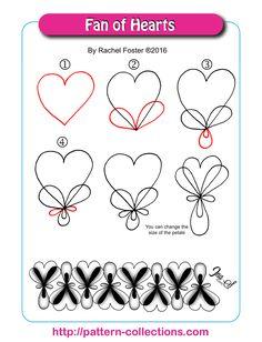 Fan of Hearts by Rachel Foster