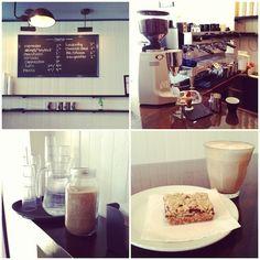 Café Odessa / Odessa coffee shop | À la mode Montréal #montreal #food #coffee #brunch #baristas