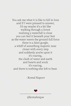 Quotes About What it Feels Like to Fall in Love Komal Kapoor Quotes About What it Feels Like to Fall in Love Komal Kapoor Rick Orje Zitate Falling in love nbsp hellip day quotes for babies Perfect Love Quotes, Baby Love Quotes, Falling In Love Quotes, Happy In Love Quotes, Being In Love Quotes, Making Love Quotes, Falling In Love With Him, Valentine Love Quotes, Valentines Day Poems