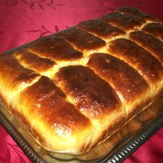 Házi bukta baracklekvárra Recept képpel - Mindmegette.hu - Receptek Hot Dog Buns, Hot Dogs, Healthy Eating, Bread, Sweet, Food, Kitchen, Eating Healthy, Candy