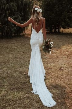 27 Bridal Inspiration: Country Style Wedding Dresses ❤ country style wedding dresses sheath with spaghetti straps with train grace loves lace wedding gown 27 Bridal Inspiration: Country Style Wedding Dresses Country Style Wedding Dresses, Simple Lace Wedding Dress, Unconventional Wedding Dress, Dream Wedding Dresses, Bridal Dresses, Modest Wedding, Wedding Bride, Wedding Table, Country Dresses