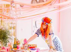 Tiffany Pratt's Spring Wonderland Tabletop | Rue