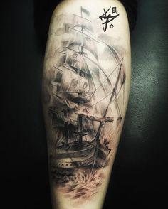 #tattoos #nauticaltattoo #nauticaltheme #pirateshiptattoo #sleevetattoo #lighthouse #pirateship #shipswheel #treasurehesttattoo #nautical #tattooflash #lighthousetattoo #tattoo #treasurechest #anchortattoo #octopustattoo #sorrymom #sugarskull #octopus #anchor #sugarskulltattoo #kraken #eternalink #tattoosformen #art #tattoooftheday #tattooshop #tattoosofinstagram #inkmonkey #tattoosforwomen by roar_ink