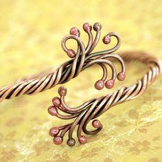 inspiration wire wrapped bracelet