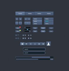A Showcase of Beautifully Crafted, Free UI Kits | Webitect