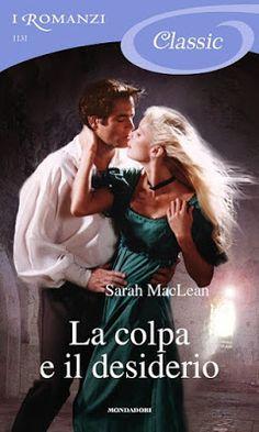 """I miei sogni tra le pagine: Pensieri su """"LA COLPA E IL DESIDERIO"""" di Sarah Mac..."""