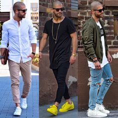 1 | 2 | 3 ❓❗️❓ - # _ • Whats your favorite look? • Comment _______ #kostawilliams