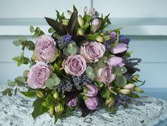 Parma Violet Bouquet from Jane Packer Delivered
