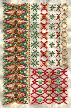 Lesson 2 Postcard Sampler by cj33, via Flickr