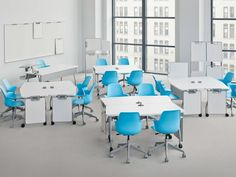 Steelcase Education seeks partners in active learning who are ready to use their physical classroom space to advance learning in new and important ways.