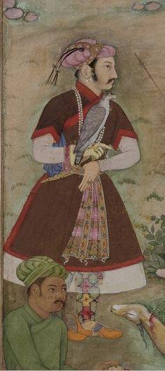 Shahab ud-Din Mohammad Khurram Islamic Paintings, Indian Paintings, Eagle Hunting, Mughal Miniature Paintings, Princess And The Pauper, Mughal Empire, India Art, Arabian Nights, Asian Art