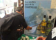 La fameuse pêche miraculeuse à la #Chartreuse