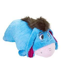 Another great find on #zulily! Eeyore Jumbo Plush Pillow Pet #zulilyfinds