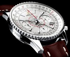 Breitling Navitimer Montbrillant 01 chronograph watch....This is a Limited Edition Breitling