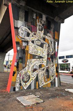 1º Museu Aberto de Arte Urbana - São Paulo - Brazil   Flickr