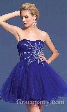 Short Prom Dresses graceparty