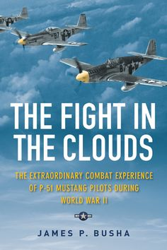 """""""The Fight in the Clouds"""" by James P. Busha"""