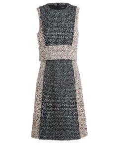 PROENZA SCHOULER | Belted Boucle Tweed Dress 1,365 / 1,975,000won