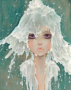 Stunning Art by Camilla d'Errico | Cruzine