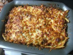 pâte Italienne Lasagna, Pizza, Cheese, Ethnic Recipes, Food, Meal, Lasagne, Eten, Meals