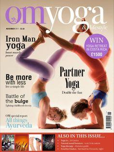Om Yoga & Lifestyle Magazine