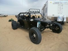 09 extreme performance sand rail