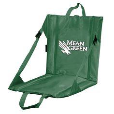 North Texas Mean Green NCAA Stadium Seat