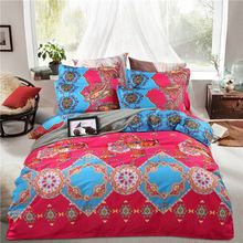 All new arriving IvaRose 2017 New Bohemia style Bedding Set distinctive style Set Duvet Cover Bed Sheet bedcloths Queen King 4pcs now at a discount US $92.00 with free delivery  you could find this unique piece as well as more at the site      Have it now on this site >> http://bohogipsy.store/products/ivarose-2017-new-bohemia-style-bedding-set-distinctive-style-set-duvet-cover-bed-sheet-bedcloths-queen-king-4pcs/,  #BohoGipsyStore