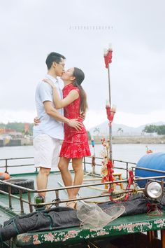 Hong Kong engagement photography fishing port sea 海 漁港  https://www.facebook.com/airsphotography/
