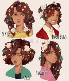 Fantasting Drawing Hairstyles For Characters Ideas. Amazing Drawing Hairstyles For Characters Ideas. Hair Reference, Drawing Reference, Drawing Tips, Pretty Art, Cute Art, Amazing Drawings, Amazing Art, Art Sketches, Art Drawings