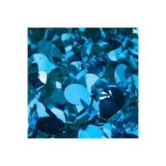 Turquoise Metallic Floral Sheeting 15ft