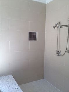guys shower...  modern bathroom LKD Services LLC