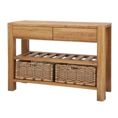 Stockholm 2-drawer and 2-basket Sideboard | Overstock.com Shopping - Big Discounts on Buffets
