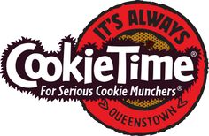 The Cookie Time Cookie Bar® celebrates the fun and indulgent nature of cookies in a colourful and vibrant retail environment. Created to bring New Zealand's favourite Cookie Time® brand to life! Cookie Company, Cookie Time, Creative Logo, Burger King Logo, Cookie Bars, Company Logo, Branding, Cookies, Marketing