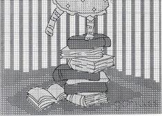 Baúl de Punto de Cruz: Muñecas Gorjuss