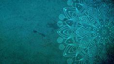 Free Image on Pixabay - Mandala, Turquoise, Background Mandala Meditation, Mandala Art, Meditation Images, Mandalas Drawing, Mandala Pattern, Mandala Design, Doodle, Lit Wallpaper, Turquoise Background